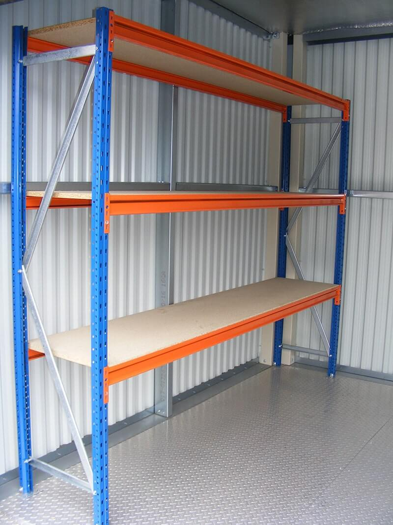 David Lindsay Single Rack Business Storage